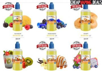 500ML E-Liquid in 50+ Flavours